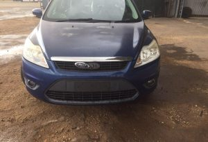 Used Ford Blue Car